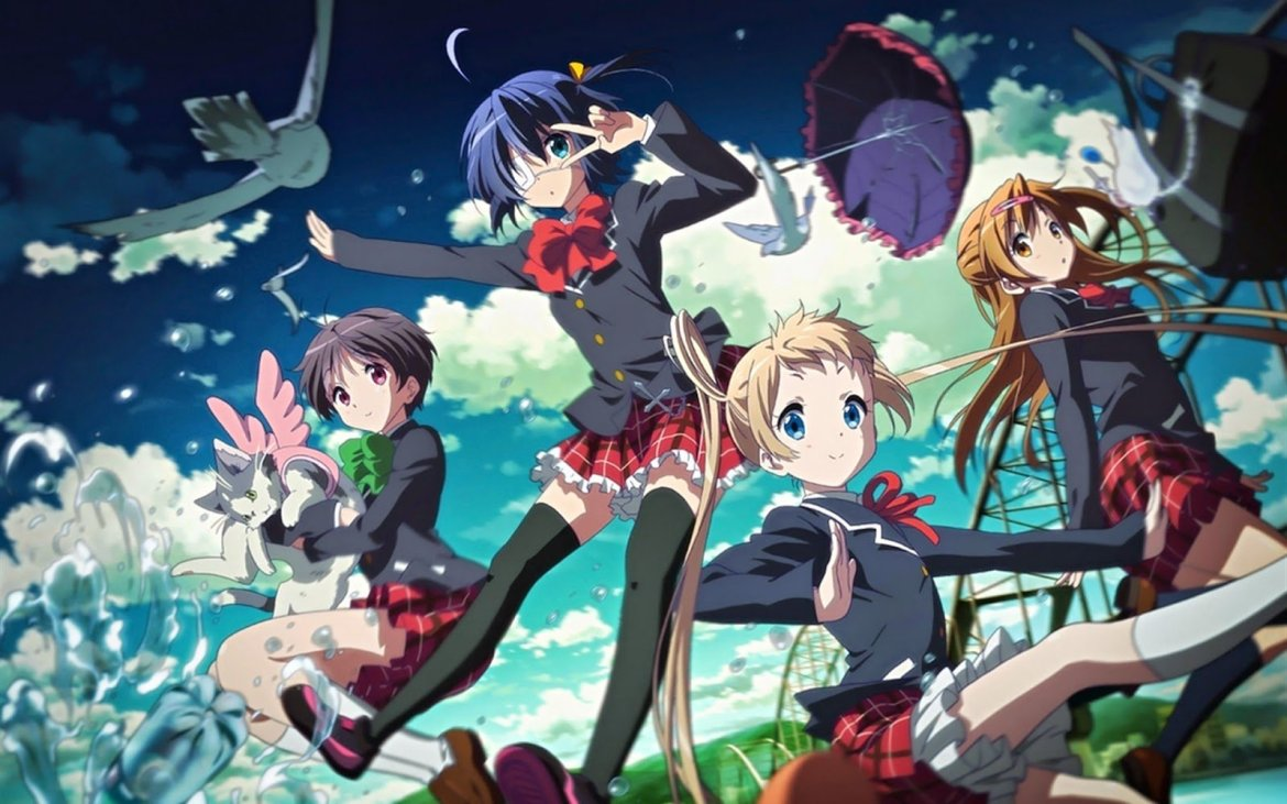 Love, Chunibyo & Other Delusions! Poster