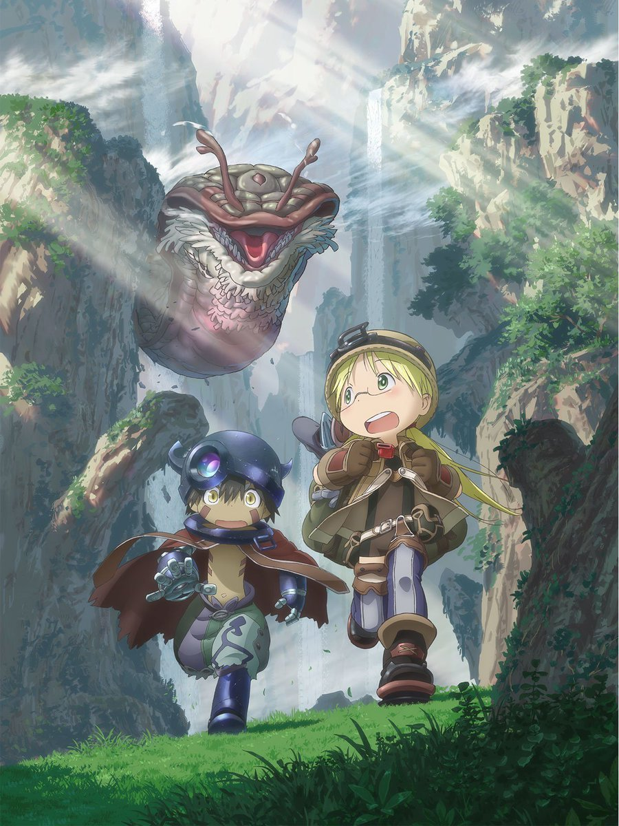Made in Abyss Season 1 Poster