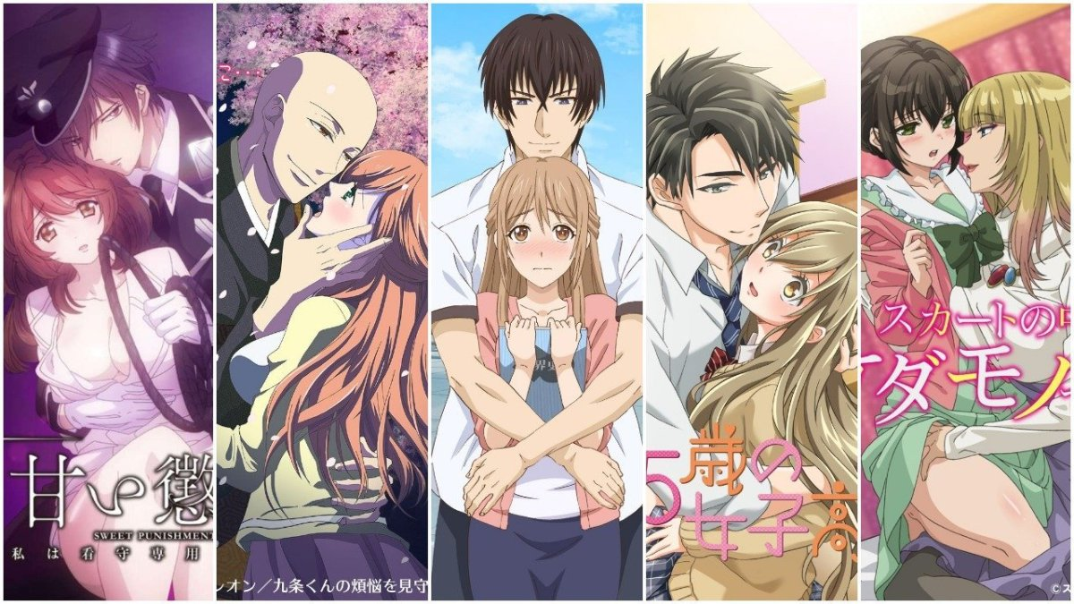 4 Best Romance Ecchi Anime Similar To Sweet Punishment (18+)