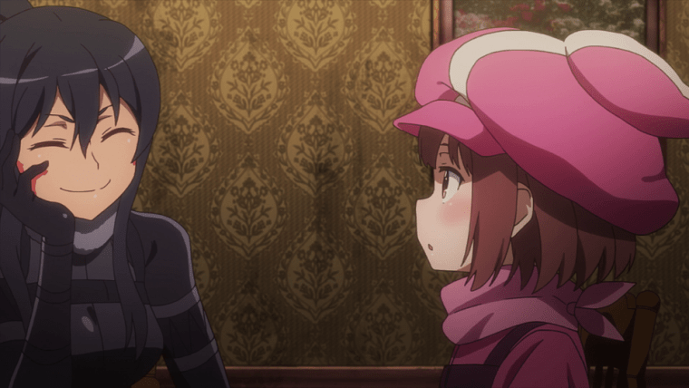 Gun Gale Online Episode 3 Review