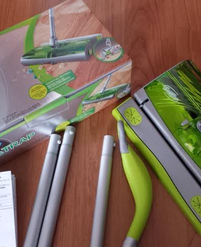 New Cleaning Product Swiffer Sweep and Trap Review