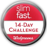 Shape up for New Year with SlimFast 14 Days Challenge