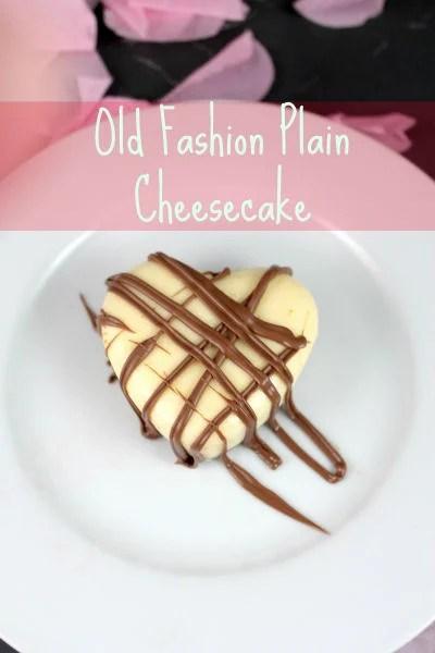 heart shaped cheese cake recipe
