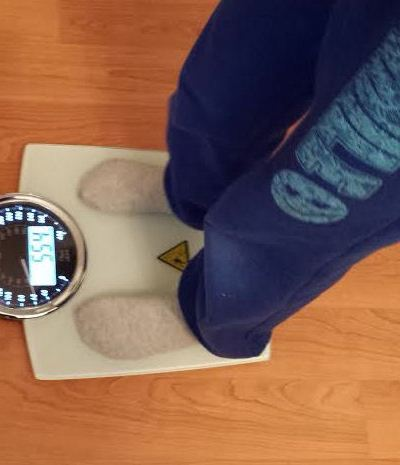 Product Review: Ozeri Digital Bathroom Scale with Electro-Mechanical Weight Dial
