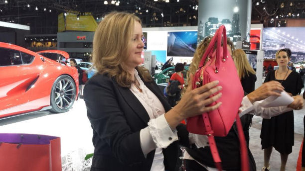 The New York International Auto show prizes