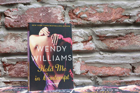 wendy williams Hold Me In Contempt romance book