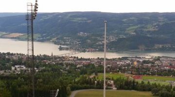 Our 1⁄2 Day and Night in Lillehammer