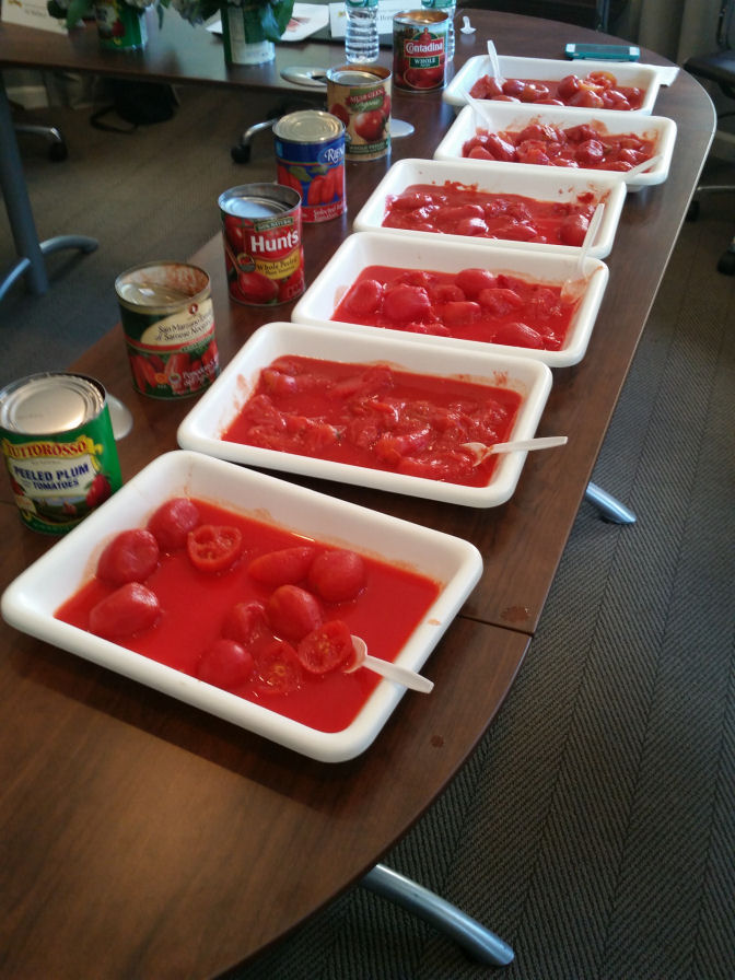 best tasting canned tomatoes