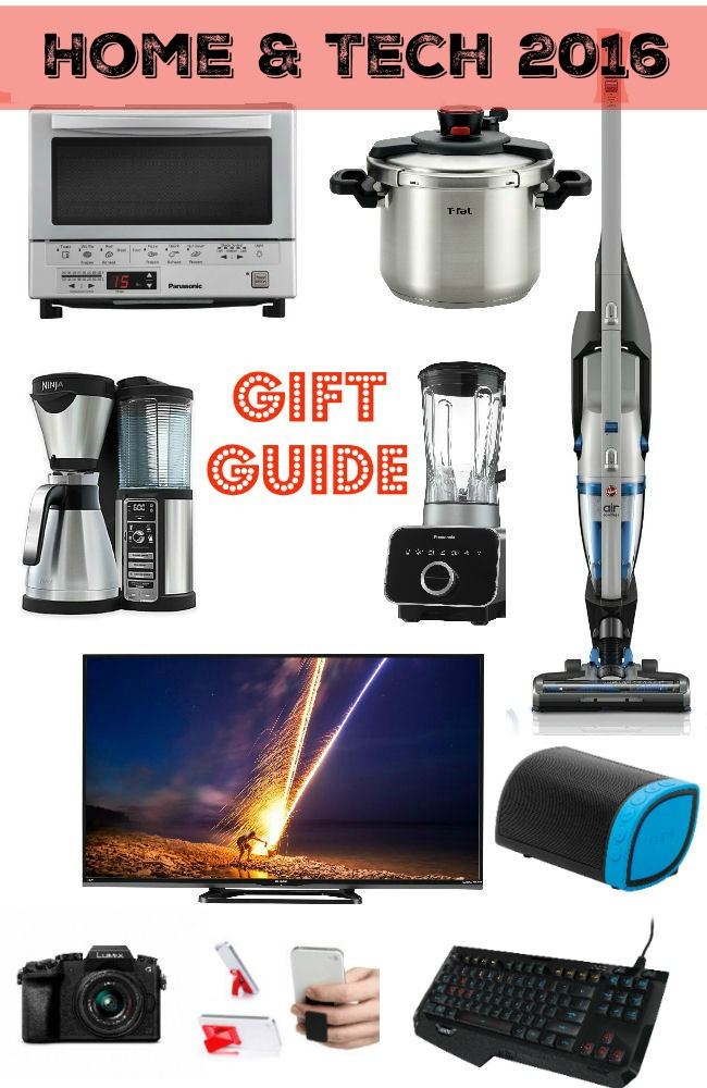 home and tech gift guide 2016