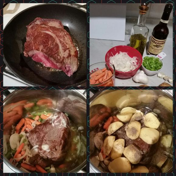 recipe for savory pot roast