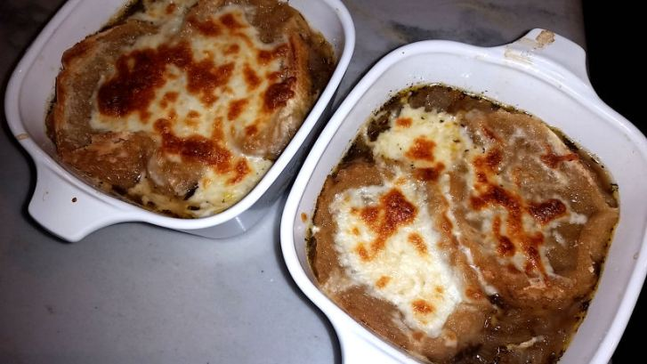 french onion soup pressure cooker
