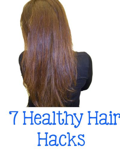 7 Easy DIY Healthy Hair Hacks and Tips Every Girl Needs to Know