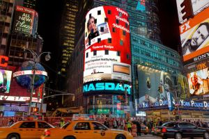 times square billboard feature, thebigapplemama.com
