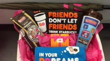 2015 Dunkin Donuts Travel Mug Refill Program in the Metro NY