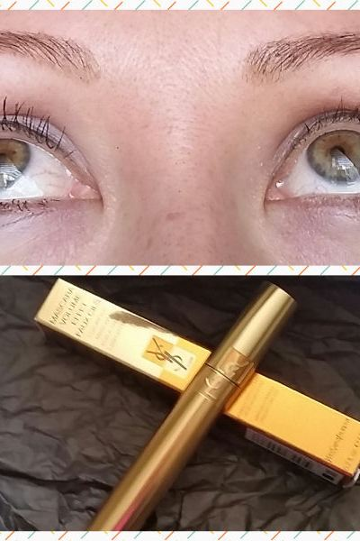 Yves Saint Laurent MASCARA VOLUME EFFET FAUX CILS #YSLMascara