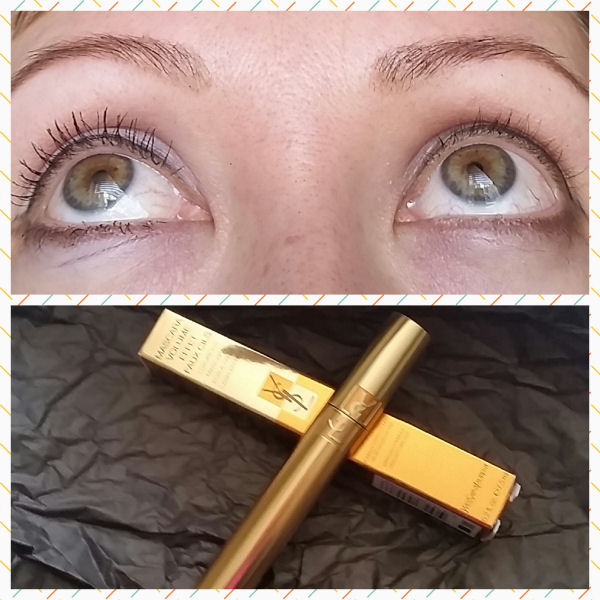 Yves Saint Laurent MASCARA review