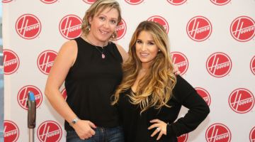 Happy Power Hour with Hoover Cordless and Jessie James Decker