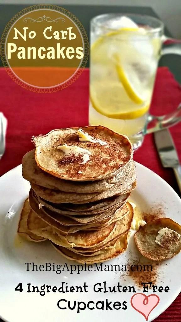 No-carb pancakes