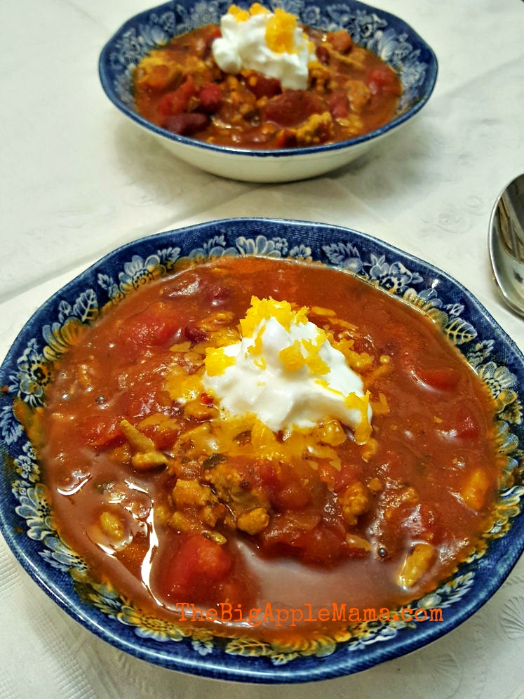 the best turkey chili recipe