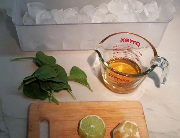 4 crazy ingredients for lemon lime sorbet
