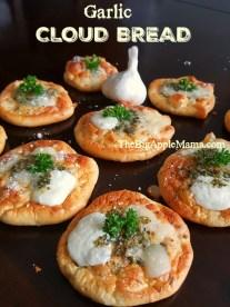 Best No-Carb Garlic Cloud Bread