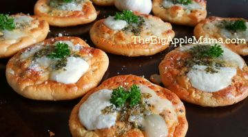 The Cloud Bread Returns – Best Low-Carb Bread with Garlic and Cheese!