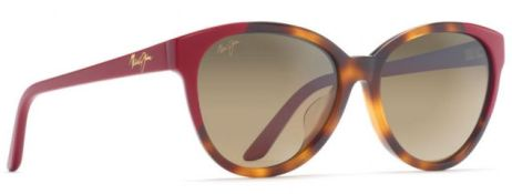 Maui Jim Sunshine red sunglasses