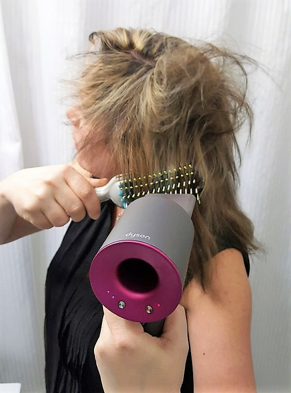 Tlc Your Hair With Dyson Supersonic Hair Dryer