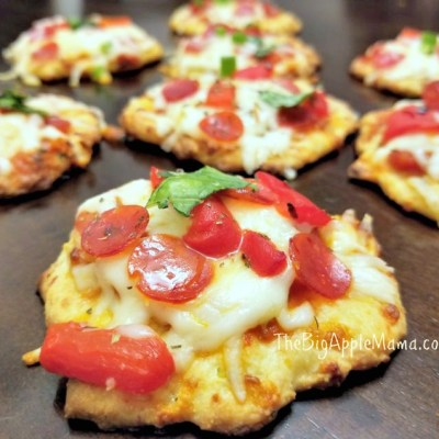 How to make Fat Heads Pizza Bites – The Best Low-Carb Thin Pizza Crust