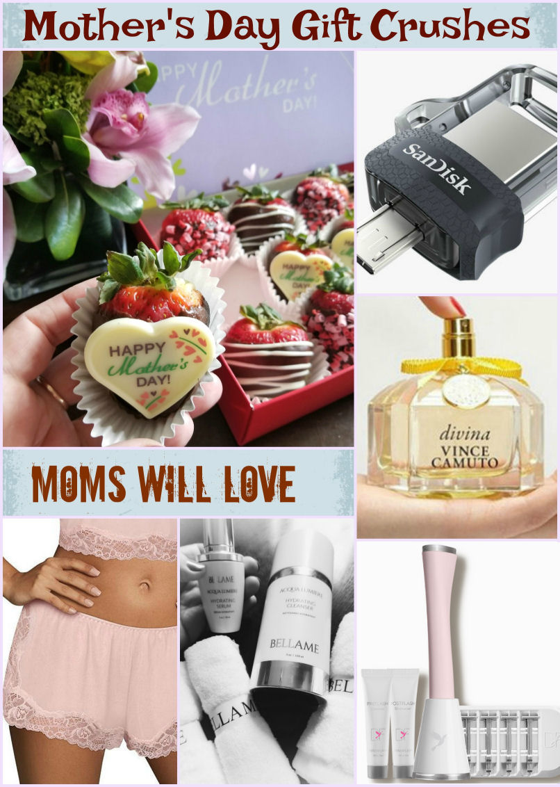 2018 BEST Mother's Day gift guide
