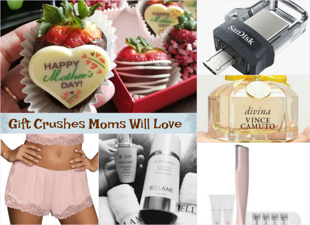 Mother's Day 2018 Gift Ideas moms will love