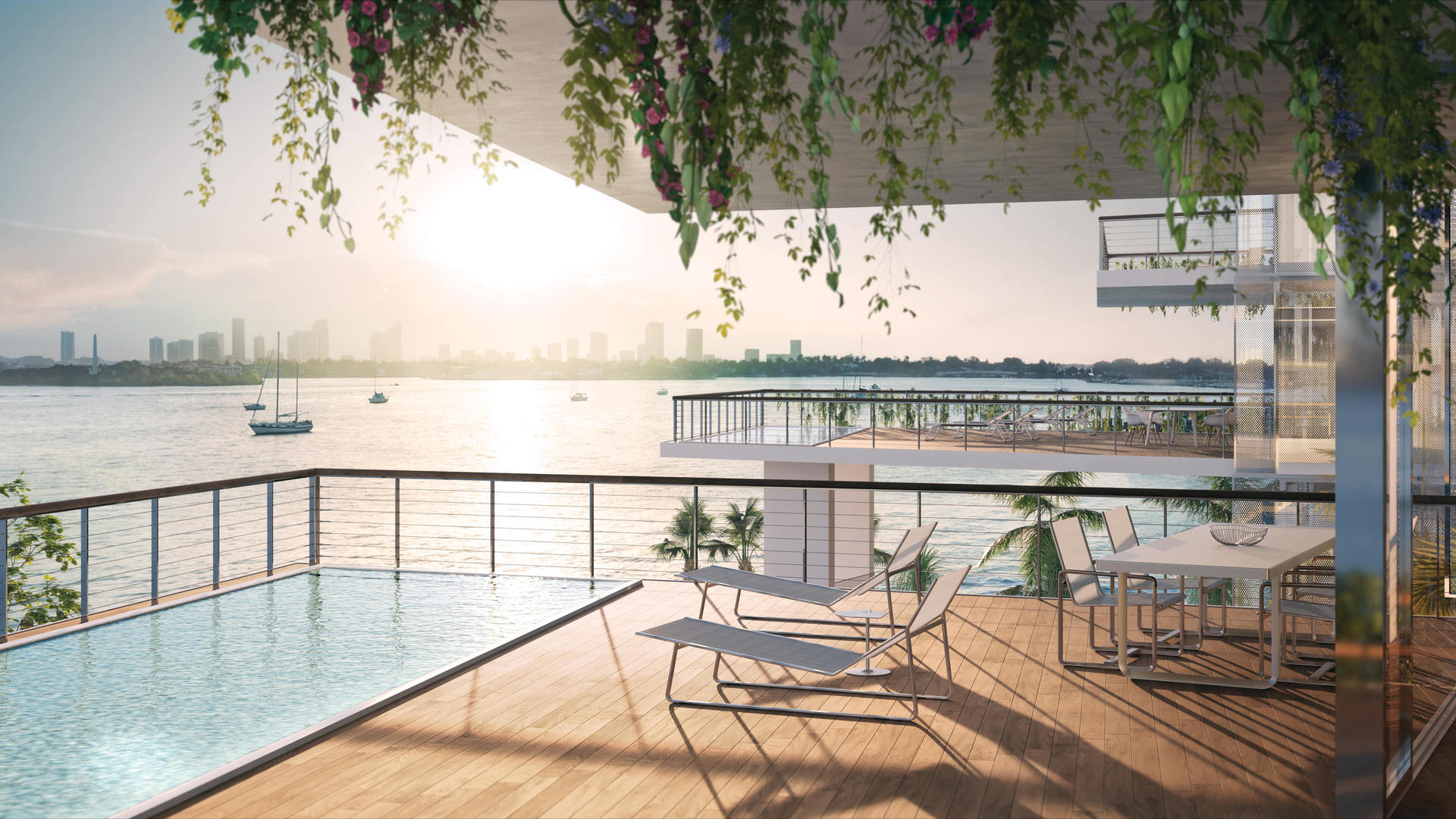 Starchitects Local Architects AirBnB Monad Terrace Design