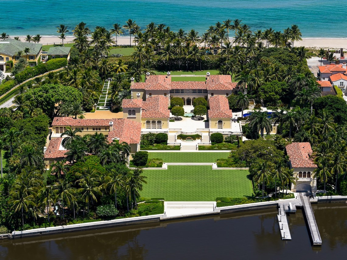 Palm Beach\'s $137M Il Palmetto Estate by Iconic Architect Maurice ...