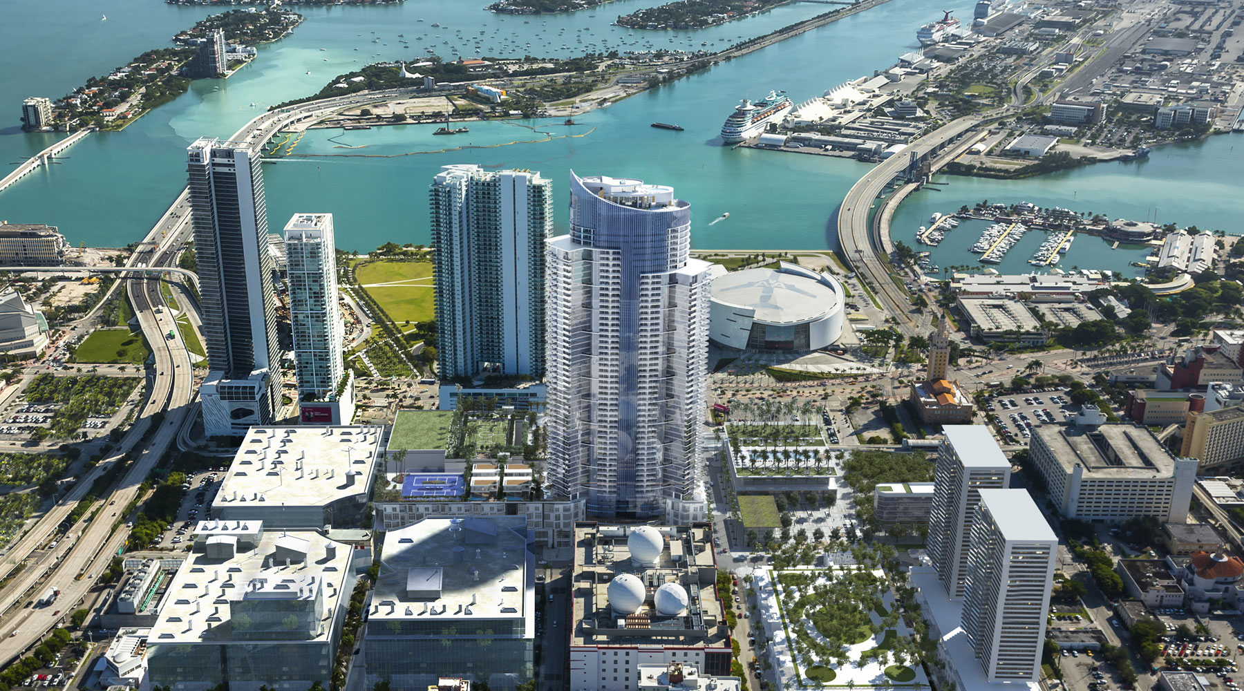 Image result for miami world center