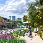 Wynwood-Midtown-Edgewater Commuter Rail Station – Conceptual 1
