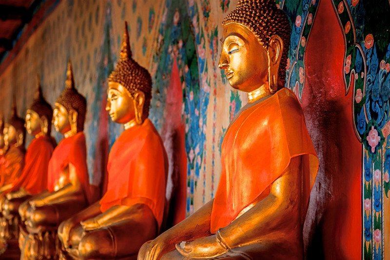 Ten top things to do in Bangkok