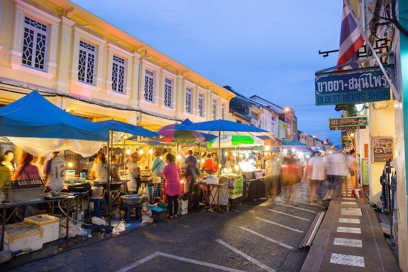 Phuket activities and day tours