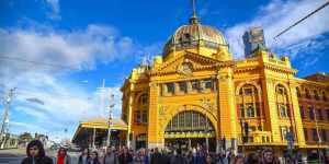 Flinders Street Station Tour