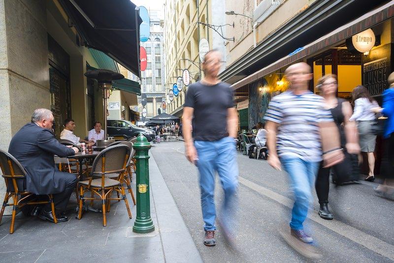 Melbourne laneway tour
