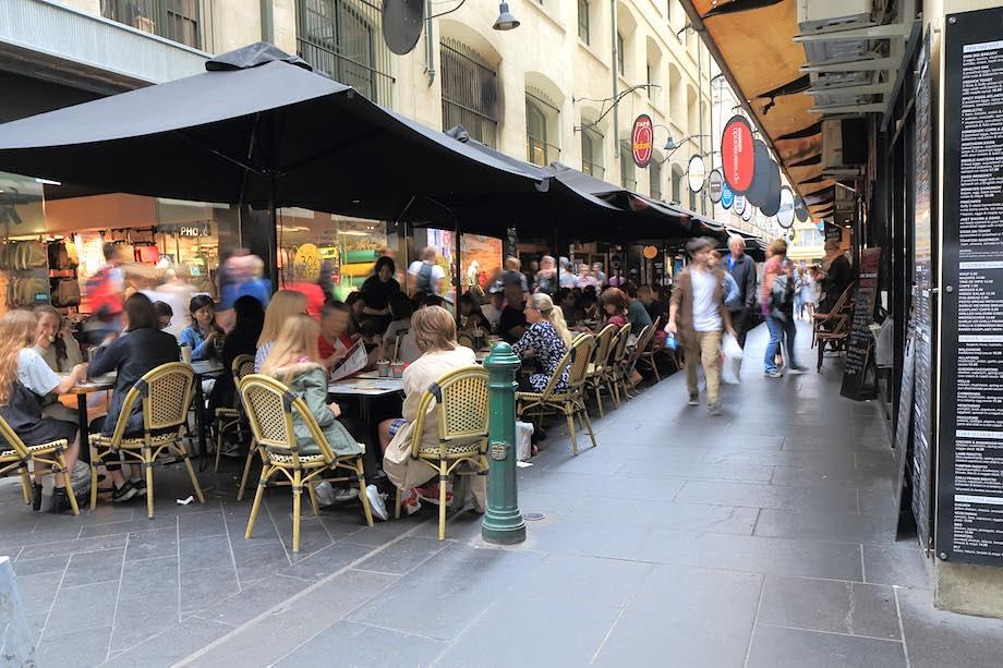 Melbourne walking tours