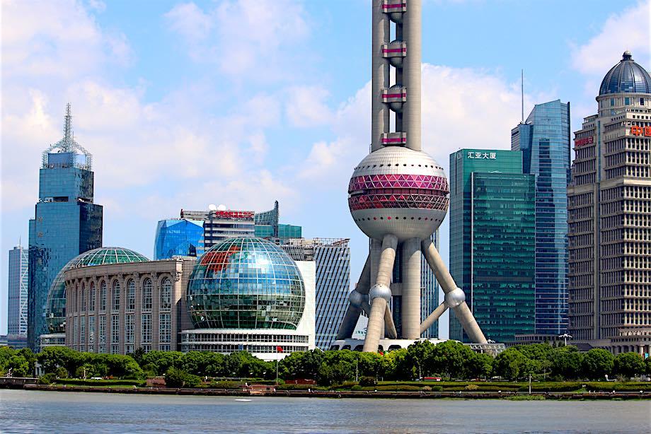Ten top things to do in Shanghai