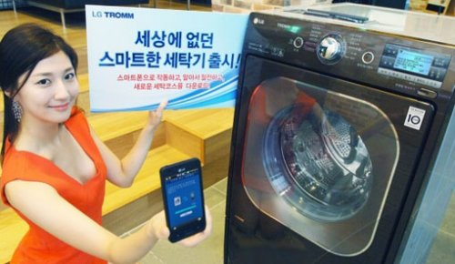 LG-Smart-Washing-Machine