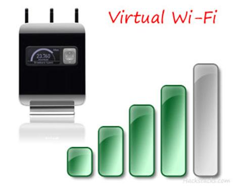 android phone virtual hotspot