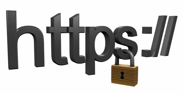 https ssl secure