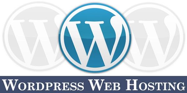 WordPress web hosting company