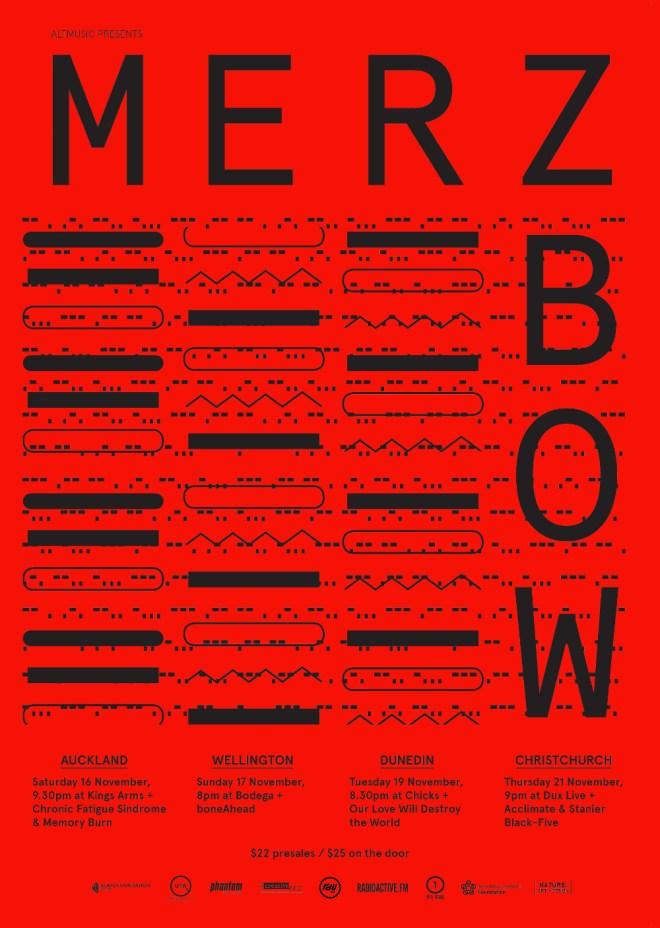 Merzbow at Dux Live