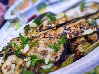 Eggplant Antipasto
