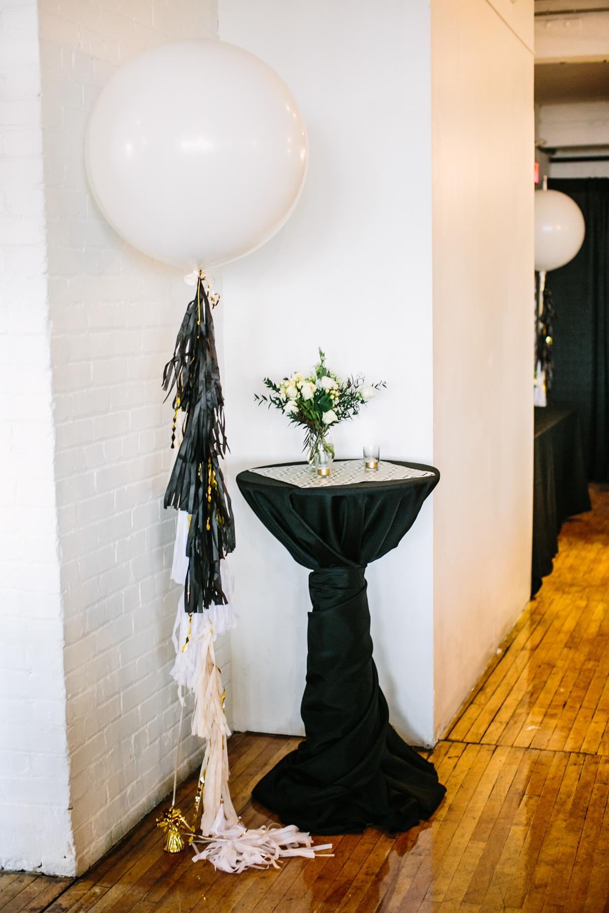 Gold Amp Black Honeycomb Style Jewish Wedding Toronto