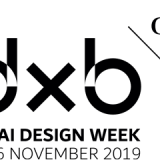 We are featured at Dubai Design Week 2019