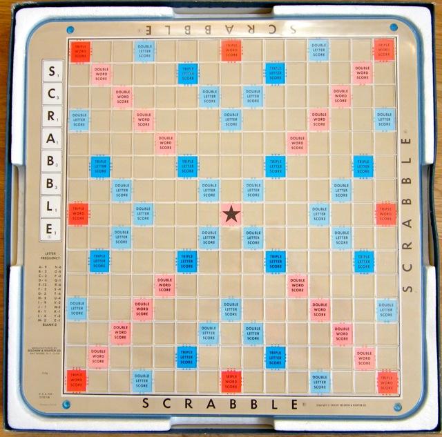 Scrabble – The Big Game Hunter